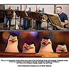 Tom McGrath, Conrad Vernon, Christopher Knights, and Chris Miller in Penguins of Madagascar (2014)