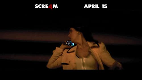 "Scream 4: ""Cutdown Rules"""