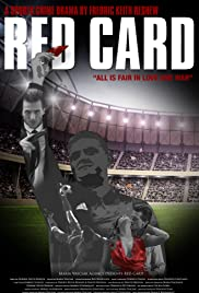 Red Card Poster