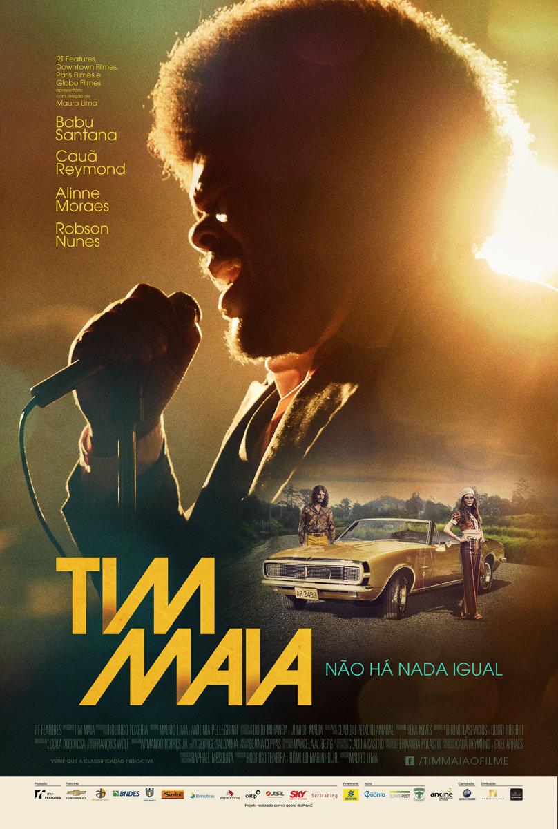 Filme Tim Maia - Não Há Nada Igual Download