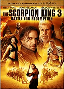 The Scorpion King 3: Battle for Redemption (2012 Video)