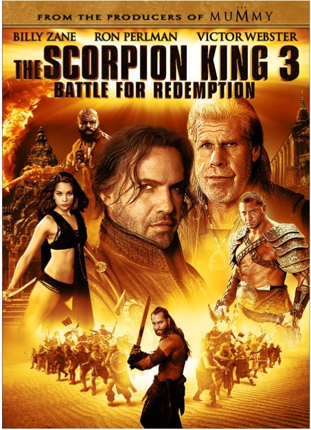 The Scorpion King 3 Battle for Redemption (2012)