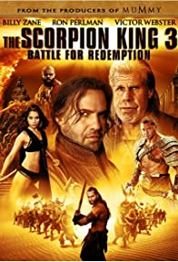 Primary photo for The Scorpion King 3: Battle for Redemption