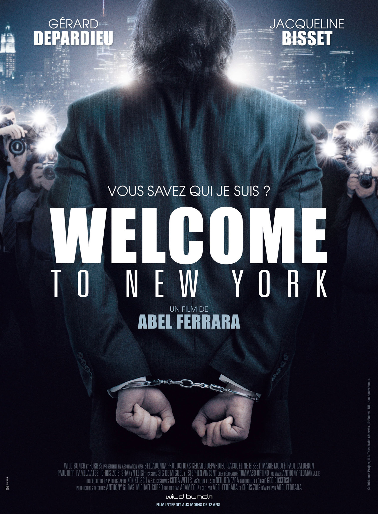 Welcome To New York 2014 Imdb