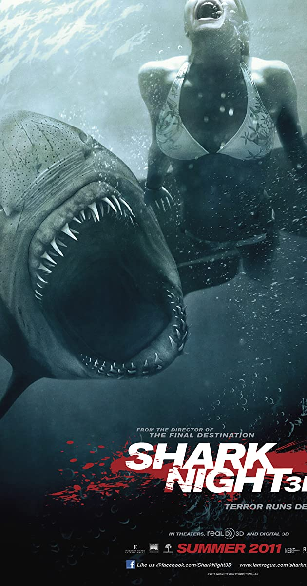Shark Night 3D (2011) - IMDb