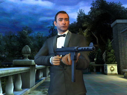007 from russia with love game