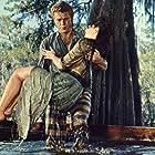 Steve McQueen and Suzanne Pleshette in Nevada Smith (1966)