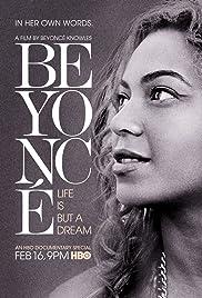 Beyoncé: Life Is But a Dream Poster