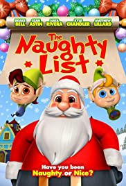 The Naughty List Poster