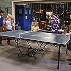 Mayim Bialik, Kaley Cuoco, Simon Helberg, Melissa Rauch, and Kunal Nayyar in The Big Bang Theory (2007)