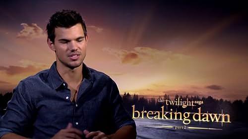 IMDb Original Interview: Taylor Lautner for Breaking Dawn Part 2