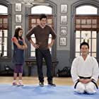 David Henrie, Bailee Madison, and Lanny Joon in Wizards of Waverly Place (2007)