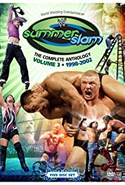 WWE Summerslam: The Complete Anthology, Vol. 3 Poster