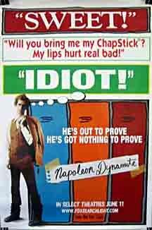 Napoleon Dynamite 2004 Dual Audio Hindi 720p BluRay 750mb