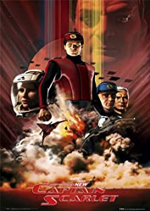 Rent movie downloads Captain Scarlet by David Lane [320p]