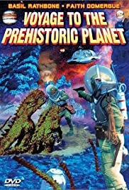 Voyage to the Prehistoric Planet (1965) Poster - Movie Forum, Cast, Reviews