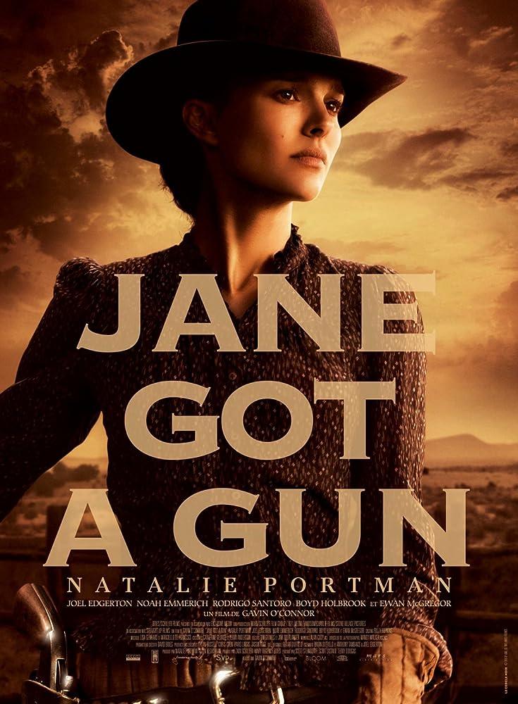 Poster film Jane Got a Gun.