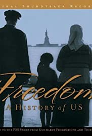Freedom: A History of Us Poster