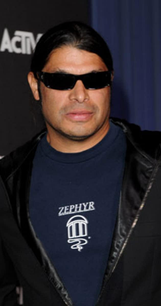 Trujillo full name robert Who is