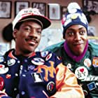 Eddie Murphy and Arsenio Hall in Coming to America (1988)