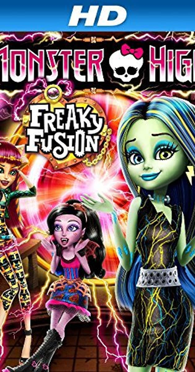 Subtitle of Monster High: Freaky Fusion