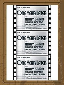 New movies watching free One Year Later [BluRay]
