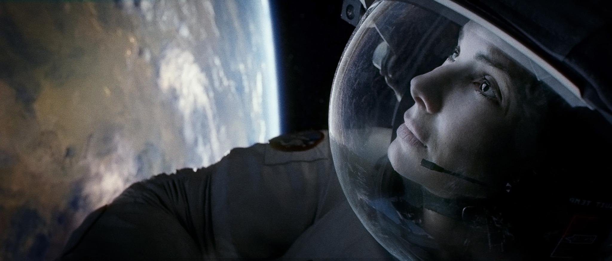 Sandra Bullock in Gravity (2013)