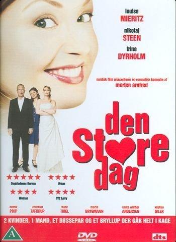 Louise Mieritz in Den store dag (2005)