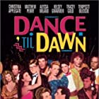 Alyssa Milano, Christina Applegate, Kelsey Grammer, Matthew Perry, Cliff De Young, Alan Thicke, Tempestt Bledsoe, Brian Bloom, Mary Frann, Tracey Gold, Edie McClurg, and Chris Young in Dance 'Til Dawn (1988)