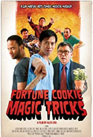 Fortune Cookie Magic Tricks Poster