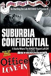 Suburbia Confidential(1966) Poster - Movie Forum, Cast, Reviews