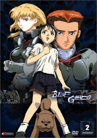 Blue Gender (1 sezonas) / Buru Jenda