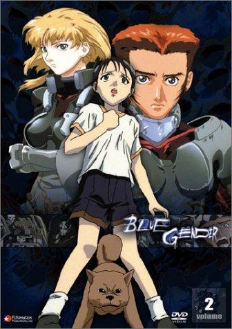 Blue Gender (1 sezonas) / Buru Jenda online