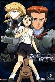 Blue Gender Poster