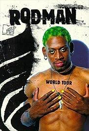 The Rodman World Tour Poster