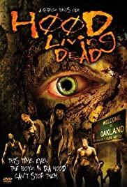 Hood of the Living Dead Poster