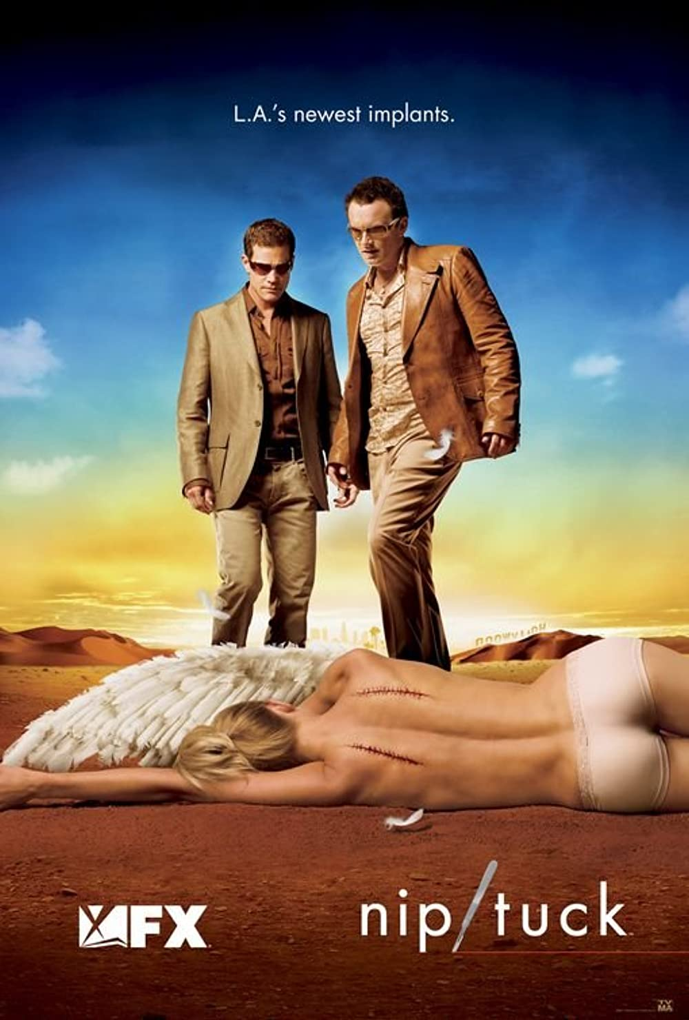 Nip/Tuck (TV Series 2003–2010) - IMDb