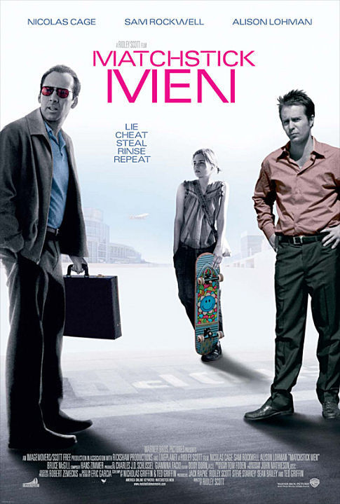 Matchstick Men (2003)