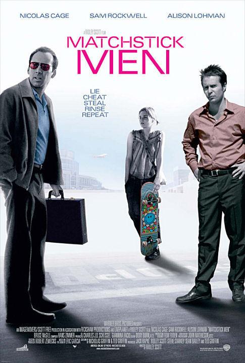 Matchstick Men (2003) BluRay 480p, 720p & 1080p