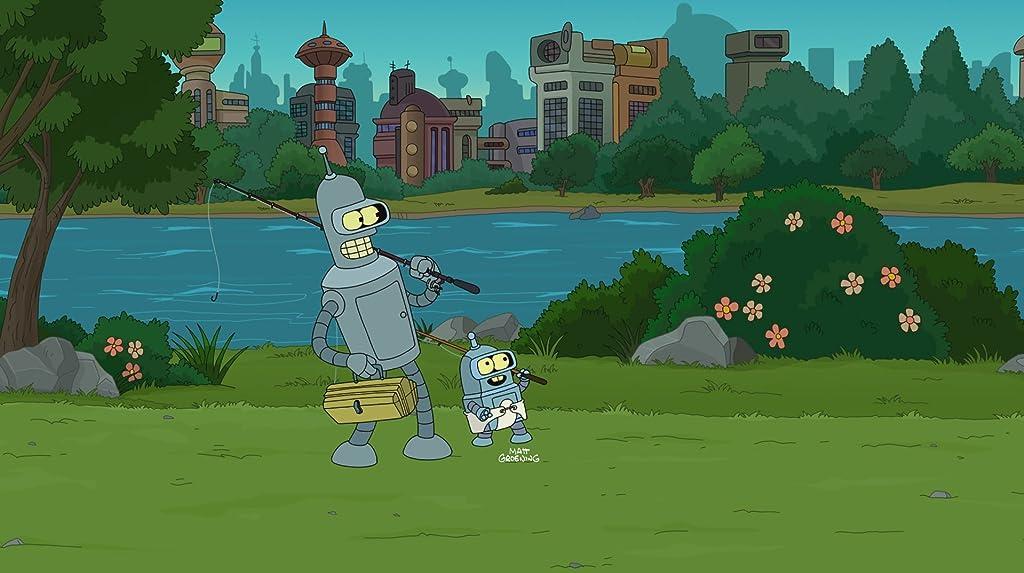 Futurama 9×01 – Los bots y las abejas