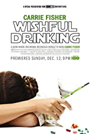 Carrie Fisher: Wishful Drinking (2010) Poster - Movie Forum, Cast, Reviews