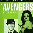 Patrick Macnee, Diana Rigg, and Patrick Newell in The Avengers (1961)