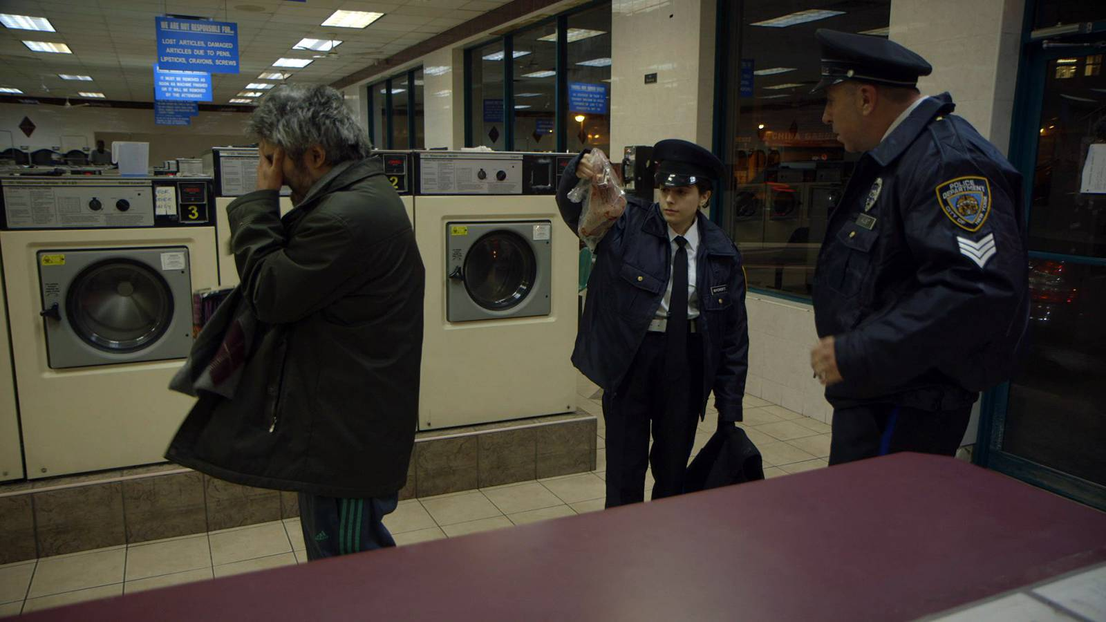 Onur Tukel, Kevin Scanlon, and Ariel Kavoussi in Applesauce (2015)