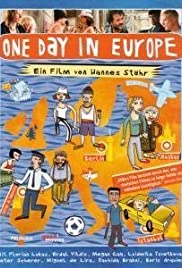 One Day in Europe Poster