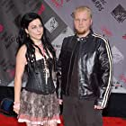 Amy Lee and Ben Moody at an event for 2003 MTV Video Music Awards (2003)