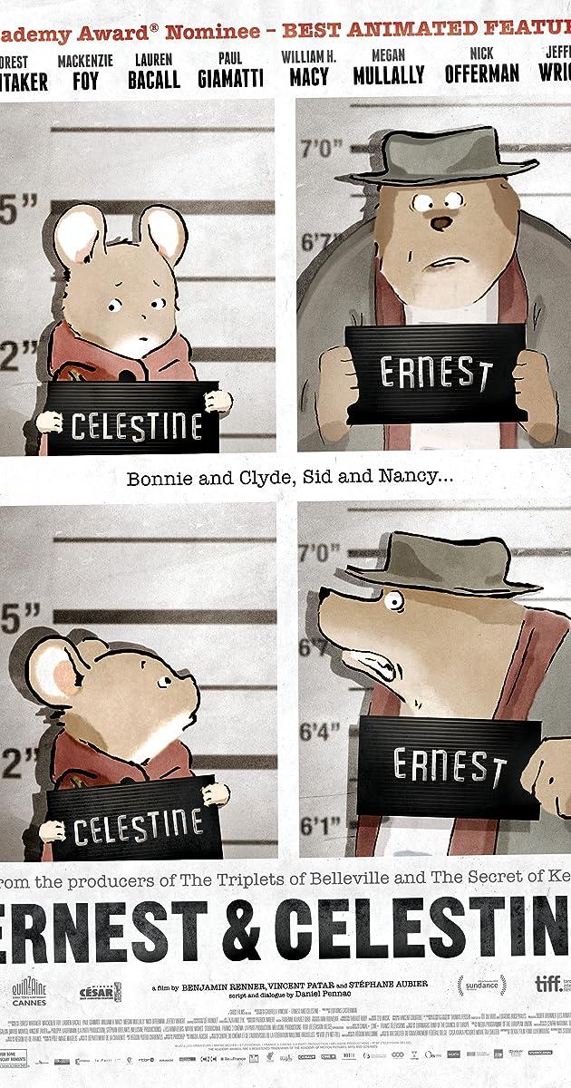 Ernest & Celestine (2014) Subtitles