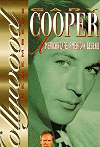 Primary photo for Gary Cooper: American Life, American Legend