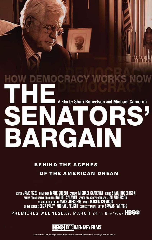 The Senators\' Bargain (TV Movie 2010) - IMDb