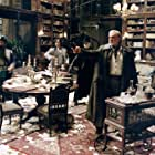 Sean Connery, Tony Curran, Naseeruddin Shah, and Stuart Townsend in The League of Extraordinary Gentlemen (2003)