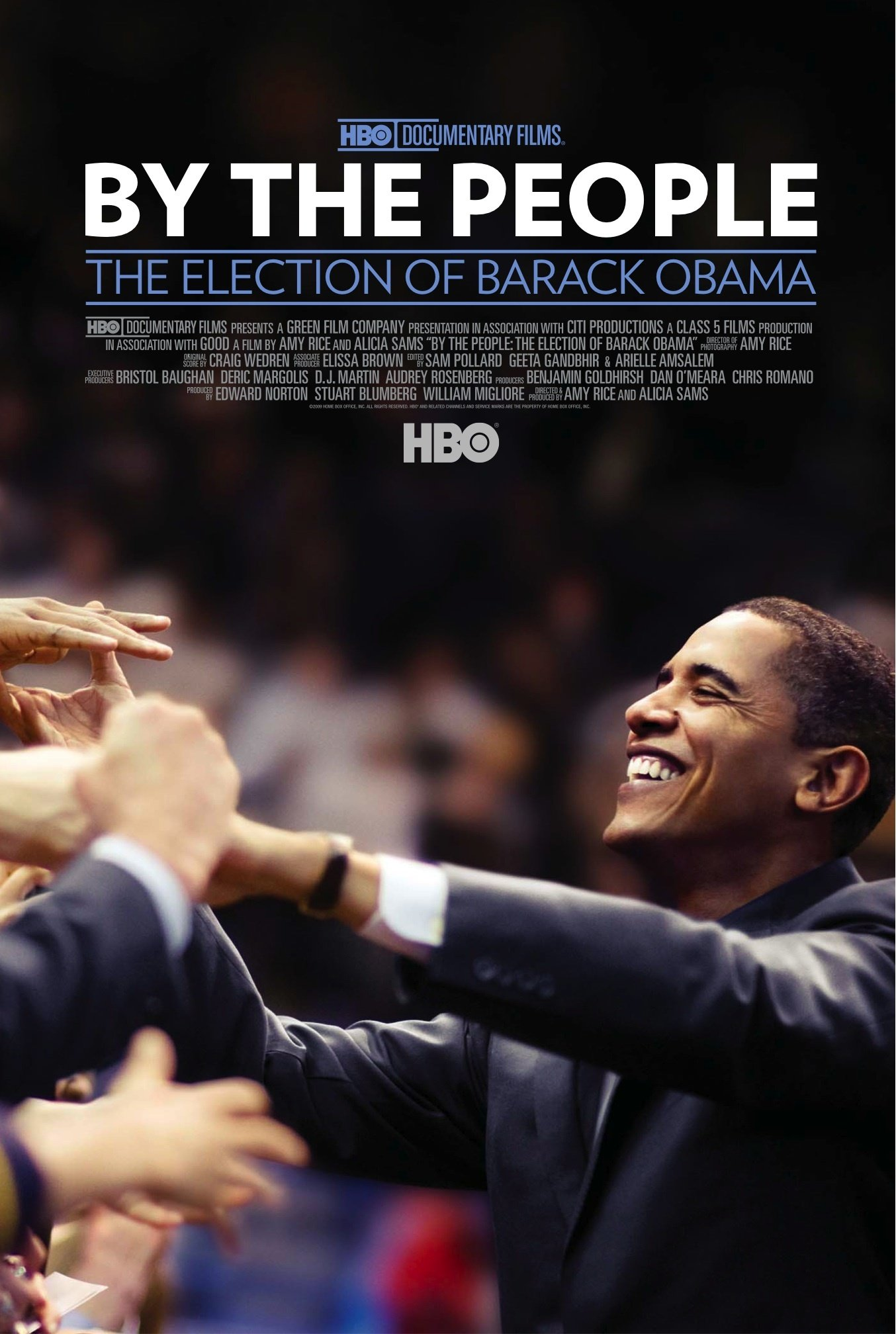 by the people the election of barack obama 2009 imdb